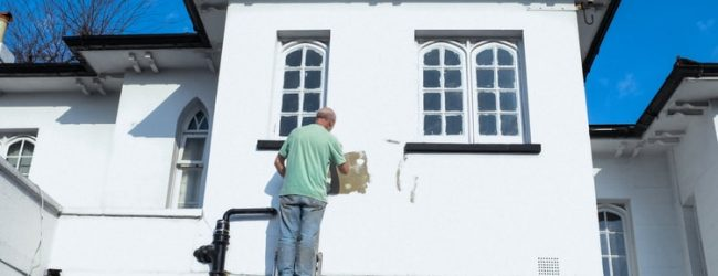 Important things to look for when choosing a commercial painting service